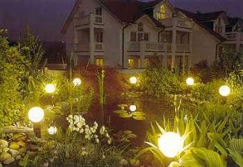 Свет в вашем саду
