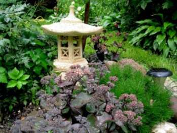 Как создать восточный сад на небольшом участке